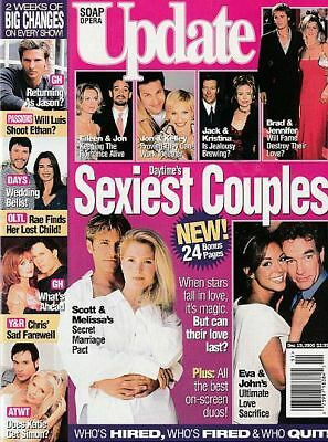 Dec 19  2000 Soap Opera Update Sexiest Real Life Couples Steve Burton Kelly Ripa