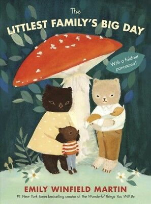 Littlest Family's Big Day, Hardcover by Martin, Emily Winfield, ISBN - Big Day