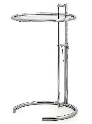 Eileen Gray side table Original Version Made in Italy for sale  Shipping to India