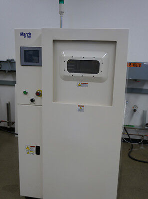 March Ap-1000 Plasma Cleaner