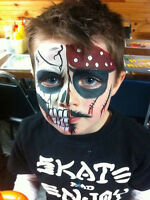 Face painting for ALL OCCASIONS by Chantal
