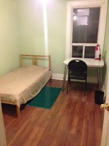 ---------------------------------ROOM-------at Main street- TTC
