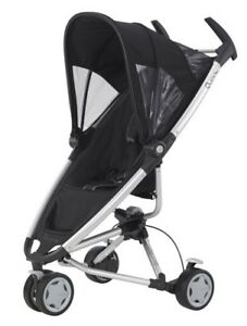 quinny zapp stroller in green with travel bag