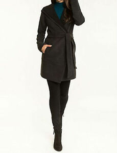 New Fall Jacket Coat - Le Chateau Black / Grey Size M West Island Greater Montréal image 1