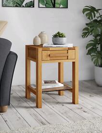 REDUCED - Oak Side Table