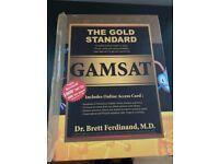 THE GOLD SATNDARD, GAMSAT BOOK
