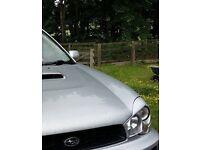 Subaru Impreza 2002 WRX