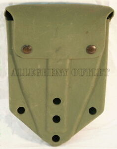 Military-E-TOOL-CARRIER-TRI-FOLD-ENTRENCHING-TOOL-ETOOL-COVER-Shovel-Case-NICE