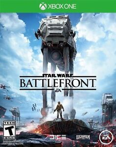 STARWARS BATTLE FRONT XBOX ONE
