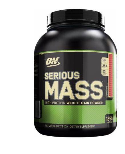 Optimum Nutrition Serious Mass Protein Powder Weight Gainer