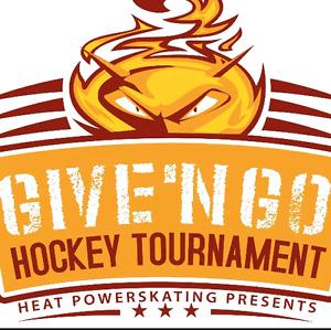 HEAT Powerskating Give N' Go Hockey Tournament