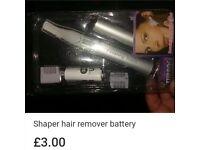 Womens shaver