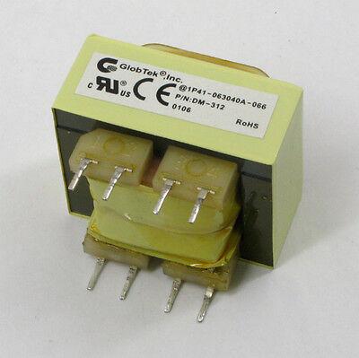 Pcb Transformer Dual Pri 115230v Sec Parallel 6 .3v 400ma Series Op 12 .6v 200