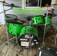 Country/Rock Drummer Available