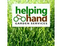 Helping Hand Garden Services