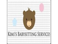 Edinburgh city centre Babysitter/ Nanny available