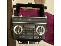Audi a3 s3 rs3 double din console heated seats switxhes
