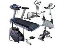 Treadmill , gym fitness equipment Brand new+delivery BARGAINS