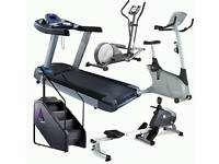 WANTED - EXERCISE EQUIPTMENT