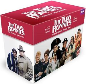 THE TWO RONNIES: COMPLETE DVD COLLECTION SERIES/SEASONS 1-12 + SPECIALS *NEW*