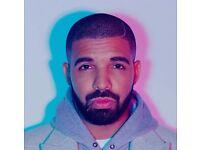 2X Drake Tickets - GOLDEN CIRCLE (CHEAP!) - £190 each [5th Feb]