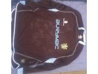 Signed Bury Football Shirt