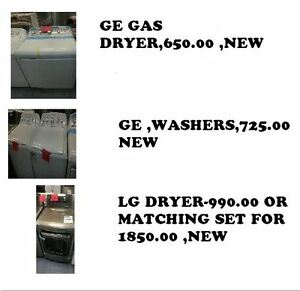 Washer/Dryer And Other Appliance - Of All Sorts Available...
