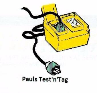 Paul's Test'n'Tag Services Campbellfield Hume Area Preview