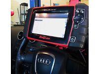 mobile vehicle diagnostics /mechanic