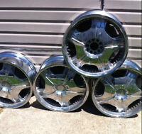 Limited Alloy wheels