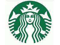 Full time and Part time barista in Starbucks Belfast Area