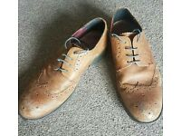 Men's shoes size 41 (7) from Burton menswear only worn once
