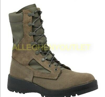 a190267e50ec USAF Belleville Men s Gore-Tex Waterproof Temperate Weather Boots Sage 8W  NIB