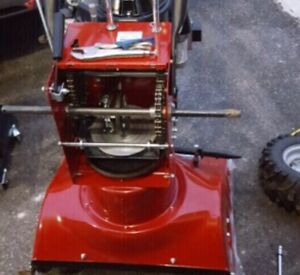 snowblower repair and tune up