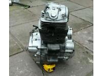 Gilera cougar 125 engine