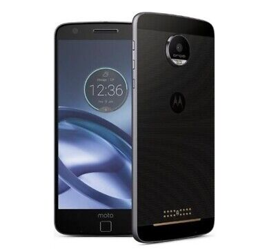 Motorola XT1650M Moto Z Force Droid (Verizon) Unlocked Smartphone Cell Phone