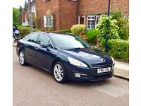 2012 Peugeot 508 1.6 e-HDi Allure Automatic(start/stop) FULL SERVICE HISTORY