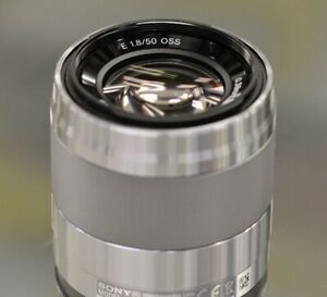 Sony 50mm f1.8 OSS perfect condition 10/10 MINT