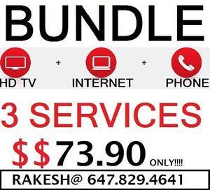 $72 BUNDLE, UNLIMITED INTERNET + HD CABLE TV 4K PVR, HOMEPHONE, INTERNET DEAL, FAST INTERNET, CHEAP INTERNET , BUNDLE