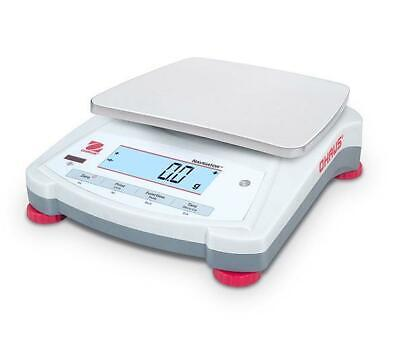 Ohaus Navigator Nv2201 Precision Lab Balance Food Jewelry Scale2200gx0.1gnew