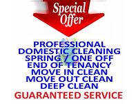 Spring Deep Cleaning, Domestic Regular Cleaners, End of Tenancy Clean, Move In or Out Clean Coventry