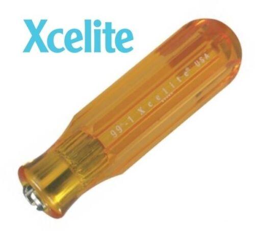"""Xcelite 99-1 Regular Handle / 4-1/8"""" / For Series-99 Interchangeable Blades"""