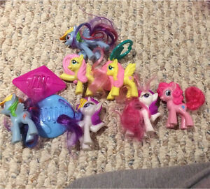 My little pony - mcdonalds collectibles Peterborough Peterborough Area image 1