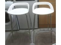 pair of Bar Stools/breakfast bar stools Excellent condition.