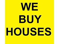 HOUSES WANTED ANY CONDITION OR LOCATION. HOUSE FORSALE WE WILL BUY IT. WE ALSO PAYS FEES!!