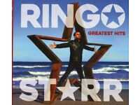 very rare 2 cd set new and sealed of ringo starr