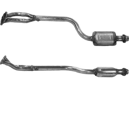 BMW Z3 Catalytic Converter Exhaust Inc Fitting Kit 90418 1.9 1/1997-2/2000