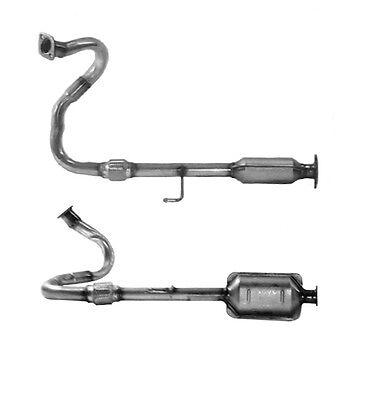 ISUZU TROOPER Catalytic Converter Exhaust 80061 3.0 5/1998-2/2001