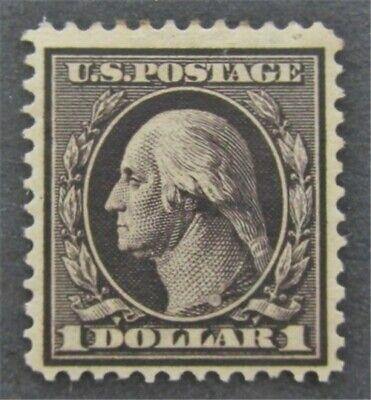 nystamps US Washington Stamp # 342 Mint OG H $500   L30x1456