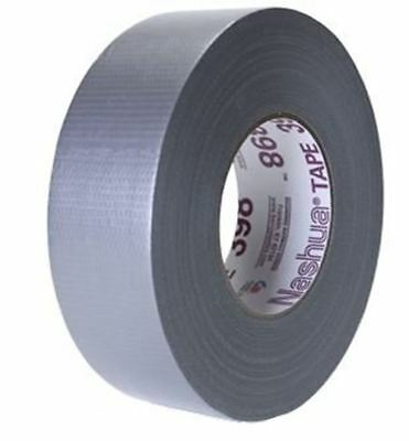 Nashua 398 Silver Grey Duct Tape 2 Inch X 60 Yards Case Of 24 Rolls